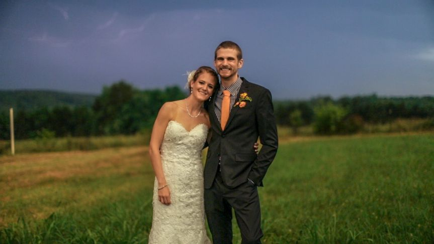 ford wedding