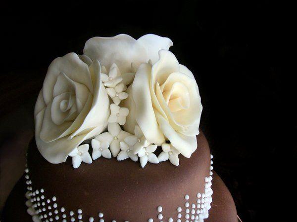 Talented Thumbs LLP - Wedding Cake - Cayce, SC - WeddingWire