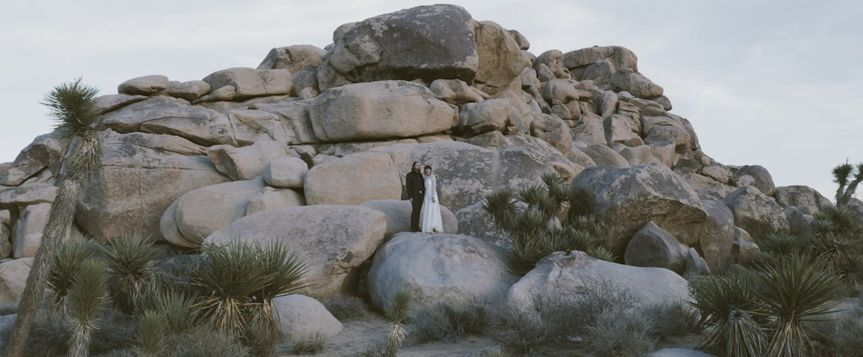 Love on the outcrop