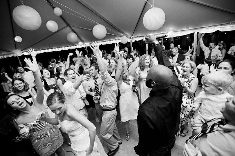 wedding celebration at high hampton inn by watsons
