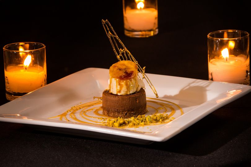 One of our many desserts.