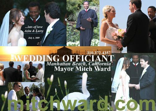 Tmx 1372785283029 Planningweddingsofficiantmitchward3103724357 Manhattan Beach wedding officiant