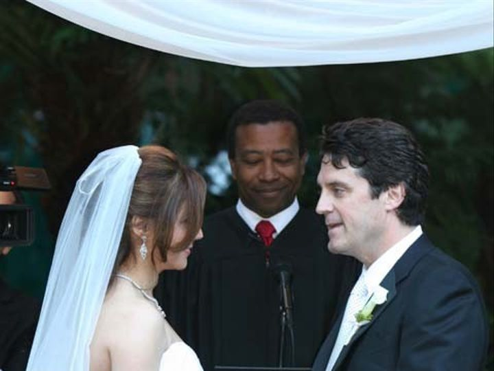 Tmx 1372788191286 Mitchwardlarrymillerazitafarwedding742009finalad Manhattan Beach wedding officiant