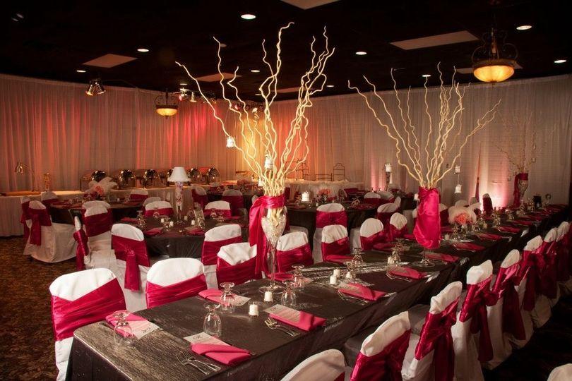 Maronite center wedding