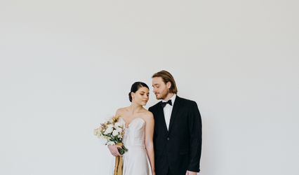 The wedding of Victoria and Ben
