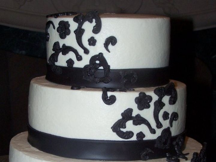 Tmx 1325457363158 001 Fort Worth wedding cake