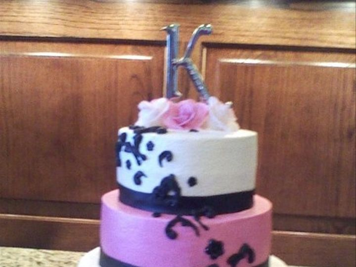 Tmx 1330907760115 1203040000 Fort Worth wedding cake
