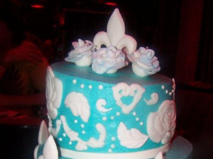 Tmx 1338409565135 005 Fort Worth wedding cake