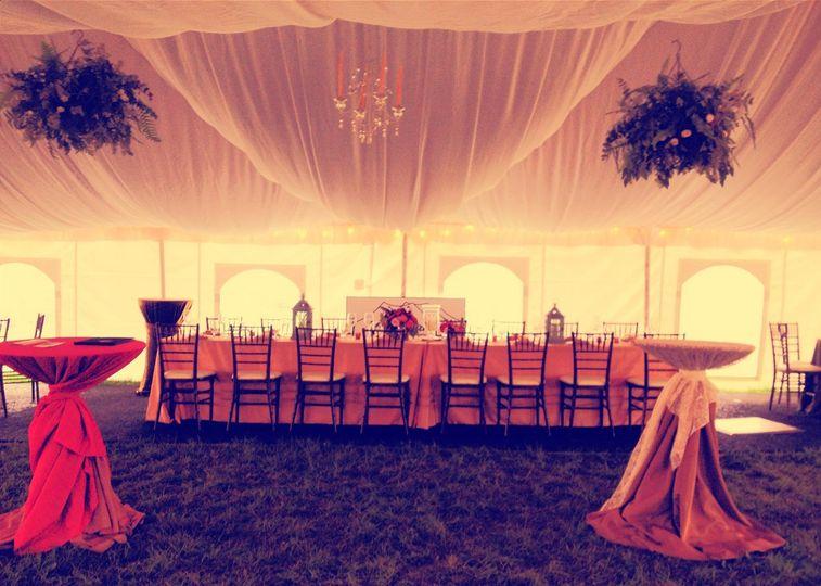 Morris Tent Rentals Inc Event Rentals Morris Ny