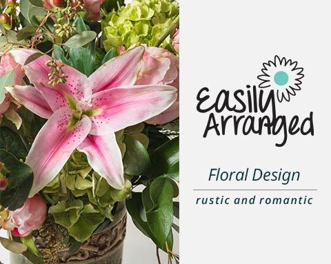 Easily Arranged Floral Design
