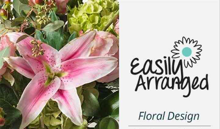 Easily Arranged Floral Design