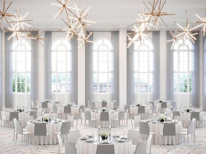 Tmx Dallas Ballroom Rendering 51 1976763 159646207154237 Dallas, TX wedding venue