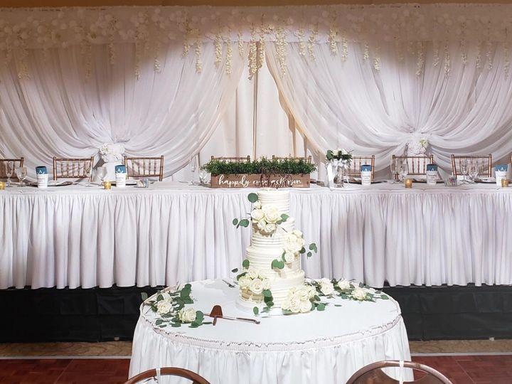 Tmx Madi And Dalton Cake And Head Table 51 777763 159837086760811 Saint Louis, MO wedding venue