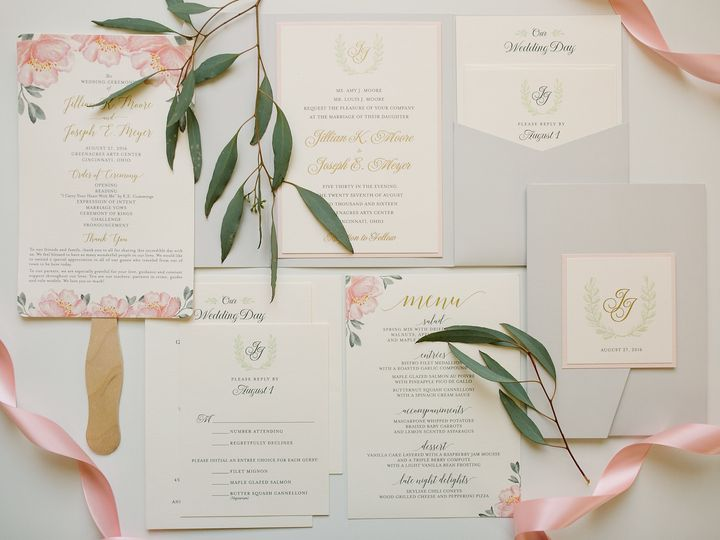 Tmx 1485375166949 Elpmilestonepaperjan2017042 X3 Burnsville, MN wedding invitation