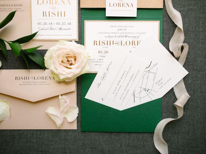 Tmx 1531840818 Ae5712ec38c1bd12 1531840817 B46f2426437e4c0b 1531840804489 6 ELP Milestone May  Burnsville, MN wedding invitation