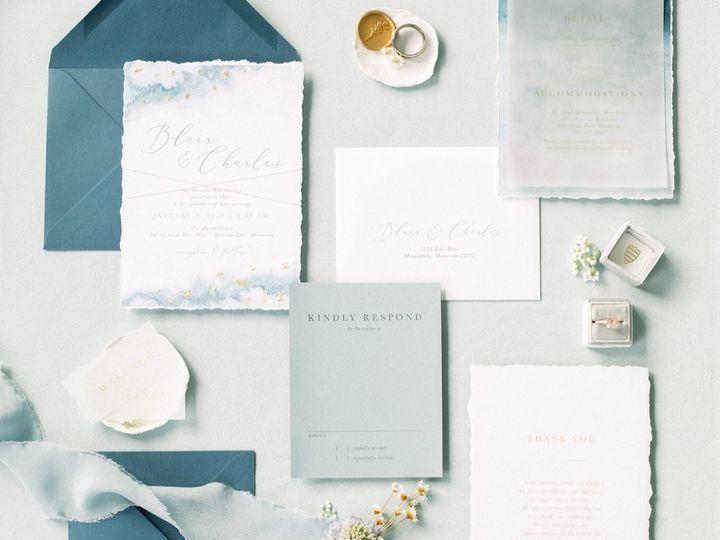 Tmx Starrynight 03 Edited Pixlr 51 87763 158774268426308 Burnsville, MN wedding invitation