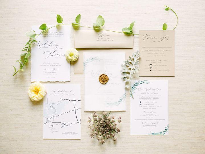 Tmx Velluminv 51 87763 1566935403 Burnsville, MN wedding invitation