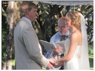 RABBI DR ARTHUR SEGAL, JEWISH WEDDING OFFICIANT