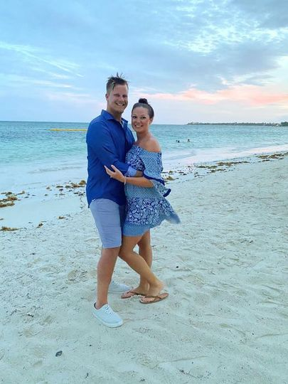 Sarah Gorman Mexico Honeymoon