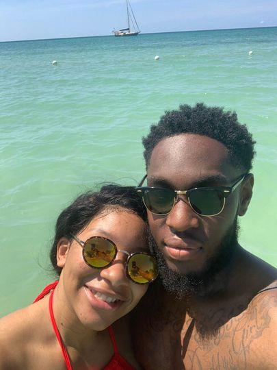 Nicole and Dominique - Jamaica