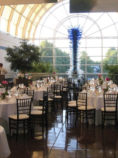 Missouri Botanical Garden Venue St Louis Mo Weddingwire