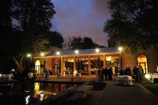 Missouri Botanical Garden Venue St Louis MO WeddingWire