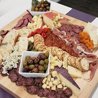 Large Meat & Cheese Board