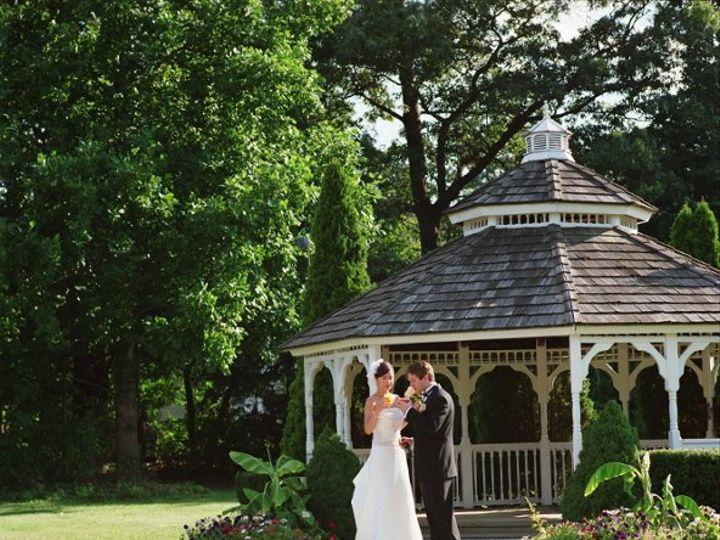Tmx 1321304524483 BrideandGroomGazebo Woodcliff Lake, NJ wedding venue