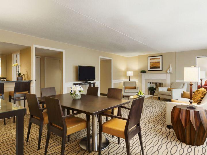 Tmx 1370890469602 Suite Parlor W Table 0000788248 Woodcliff Lake, NJ wedding venue