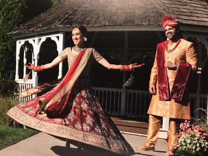 Tmx Indian Couple Gazebo 51 2863 1567708211 Woodcliff Lake, NJ wedding venue