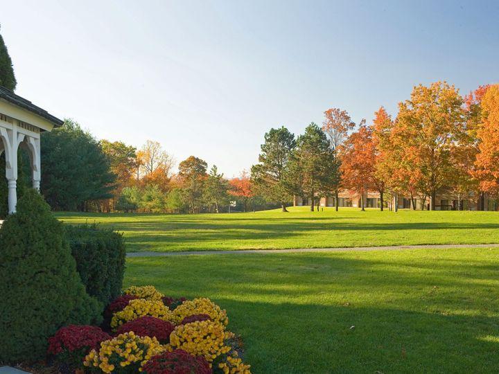 Tmx Outdoor Landscaped Grounds 51 2863 Woodcliff Lake, NJ wedding venue