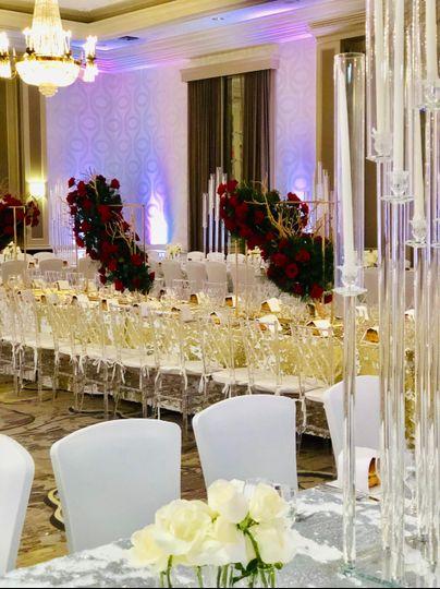 Grand Ballroom elegant event