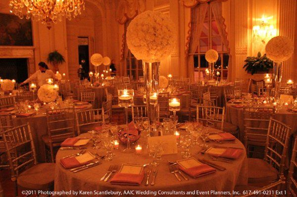 Rosecliff Mansion, Newport, RI Diane & Tony's Wedding
