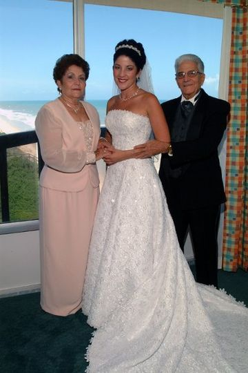 News Anchor Nancy Alvarez's Wedding for TLC A Wedding Story