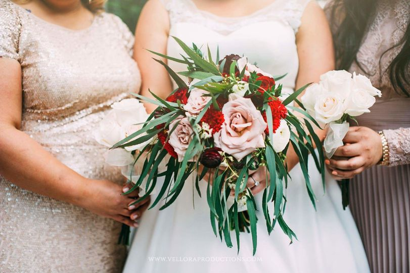 J Designs, A Wedding Flower Boutique