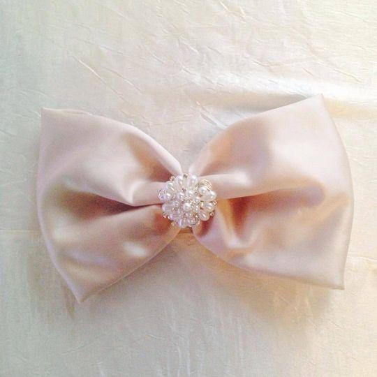 Dainty ribbons