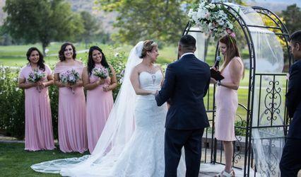 Carol Criddle Non-Denominational Wedding Officiant 1