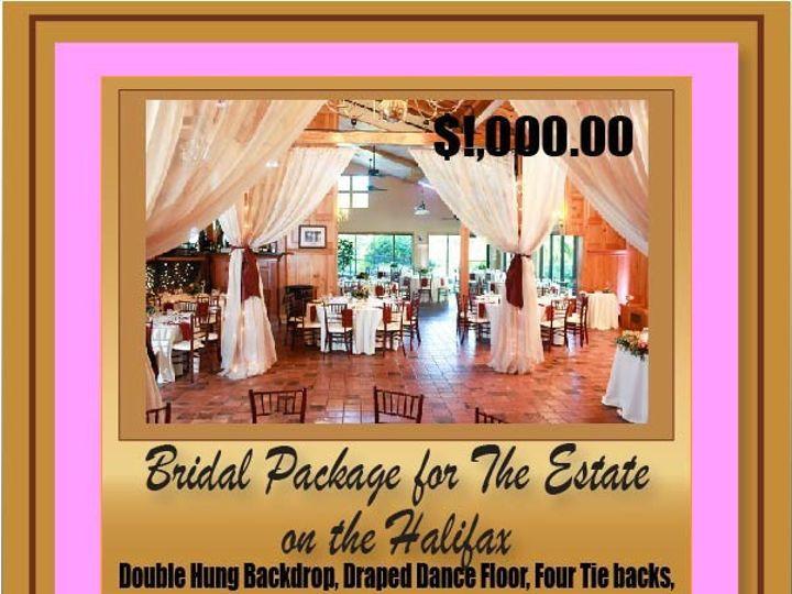 Tmx Estate Bridal Package 51 974863 158991085854673 New Smyrna Beach, FL wedding eventproduction