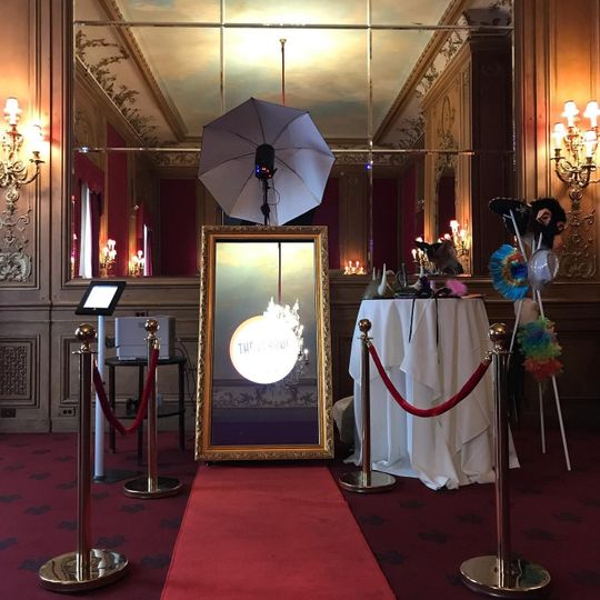 Pro Mirror Photo Booth - Photo Booth - Bayside, NY - WeddingWire