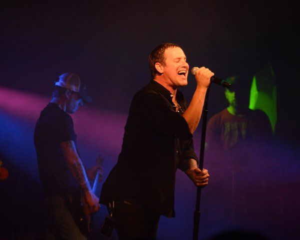 Events - Candlebox at Fireworks Over Utica.