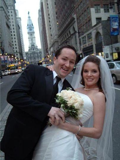 Lauren Karnaghan and Mark Mullin
