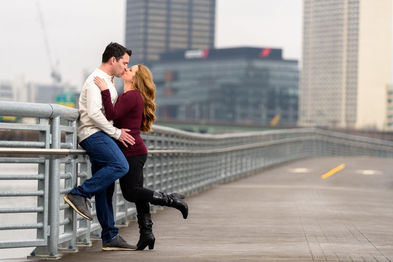 Engagement session in Philledelphia