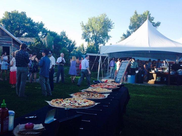Tmx 1423769458617 Pizza Lineup Denver, CO wedding catering