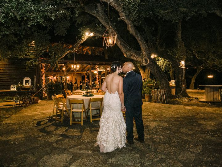 Tmx Bride Groom Outdoor Reception Old Glory Ranch Hill Country Venue 51 166863 160936795851990 Wimberley, TX wedding venue