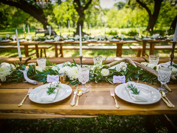 Tmx Outdoor Reception Oak Grove Old Glory Ranch Austin Bride 51 166863 160936795472746 Wimberley, TX wedding venue