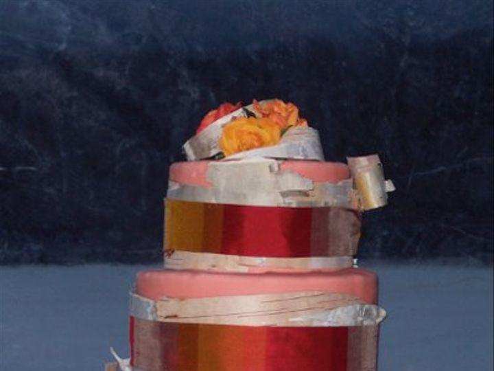 Tmx 1263577824810 1002507 Hillsborough, NC wedding cake