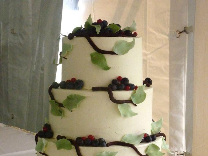 Tmx 1339168467004 P1010964 Hillsborough, NC wedding cake