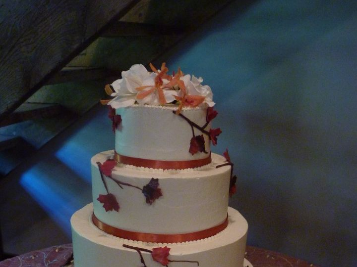 Tmx 1339168518395 P1020234 Hillsborough, NC wedding cake