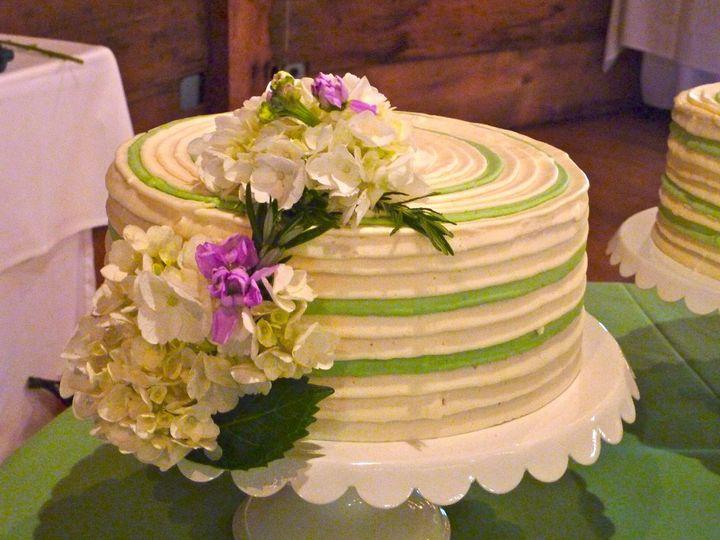Tmx 1339168629894 P1020949 Hillsborough, NC wedding cake