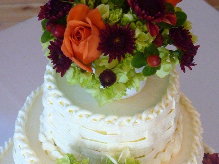 Tmx 1339168837498 P1030182 Hillsborough, NC wedding cake